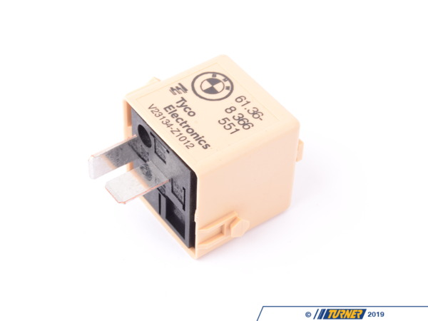 T#144379 - 61368366551 - Genuine BMW Connection Plug 30/87A - 61368366551 - E34,E36 - Genuine BMW -