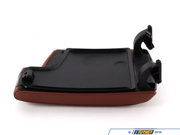 T#83844 - 51167155630 - Genuine BMW Armrest, Front Center Terra - 51167155630 - E90 - Genuine BMW -