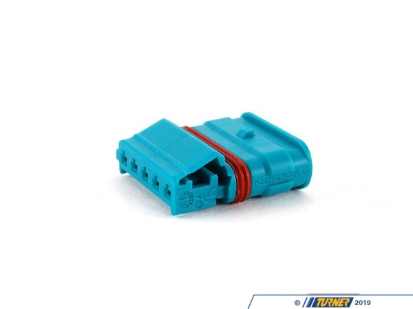 T#40501 - 12527516864 - Genuine BMW Socket Housing - 12527516864 - E85,E90,E92,E93 - Genuine BMW -