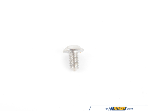 T#27115 - 06327651203 - Genuine BMW Fillister Head Screw - 06327651203 - Genuine BMW -