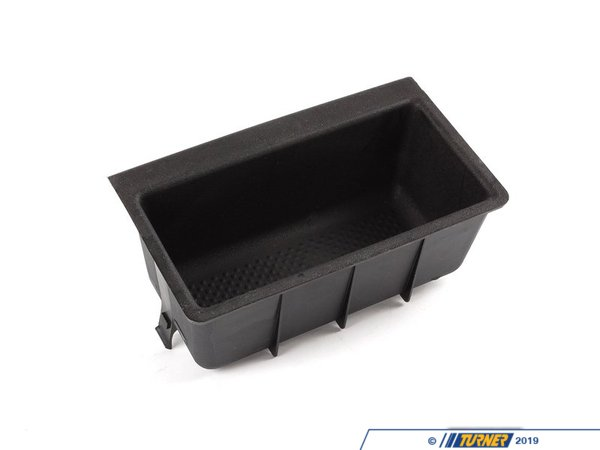 T#16087 - 51168119626 - Center Console Rear Storage Tray - E36 - Genuine BMW - BMW