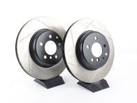 Gas-Slotted Brake Rotors (Pair) - Rear - F30 F32 F33 with (M Sport S2NHA)