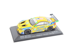 Limited Edition #96 Turner Motorsport M6 GT3 Minichamps - 1 Of 402