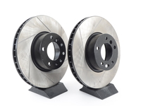 Gas-Slotted Brake Rotors (Pair) - Front - E39 540i (>3/2000), E31 840/850, E38 740i & 740il