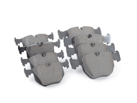 OEM Pagid Front And Rear Brake Pad Set - E53 X5