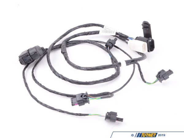T#215186 - 61129365042 - Genuine BMW Set Of Cables, Front Apron - 61129365042 - Genuine BMW -