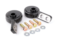 Turner offset Polyurethane Front Control Arm Bushing - 95A - Pre-Installed In Brackets - E36, Z3, E30