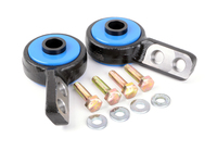 Turner Centered Polyurethane Front Control Arm Bushing - 80A - Pre-Installed In Brackets - E36, Z3, E30
