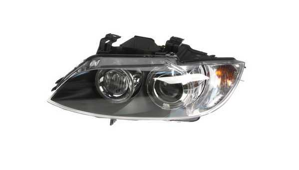 T#18888 - 63117182517 - Xenon Headlight - Left - E9X M3, E92 E93 07-11 - Replace your cracked, scratched or damaged headlight assembly with this headlight.Automotive lighting brandThis item fits the following BMWs:2006-2011  E90 BMW M3 - Sedan2007-2013  E92 BMW M3 - Coupe2007-2013  E93 BMW M3 - Convertible2007-2010  E92 BMW 328i 328xi 328i xDrive 335i 335is 335xi 335i xDrive - Coupe2007-2010  E93 BMW 328i 335i - ConvertibleOnly for cars with BMW option code S522A - Xenon Lights and S524A Adaptive Headlights - Automotive Lighting - BMW
