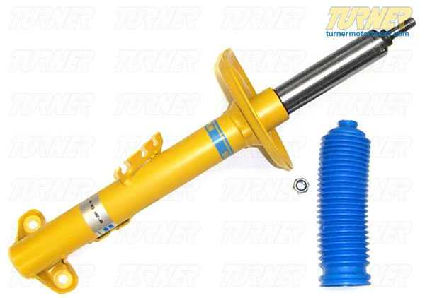 T#2460 - VE3-4402 - Bilstein B8 Performance Plus LEFT FRONT Strut - E36 318i/325i/328i, Z3 - Bilstein - BMW