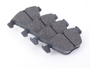 Cool Carbon S/T PLUS Performance Brake Pad Set - Front - E9X 328i/xi 08-13