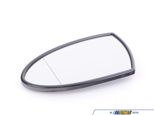T#84656 - 51167897553 - Genuine BMW Mirror Glas, Heated, Wide-an - 51167897553 - Genuine BMW -