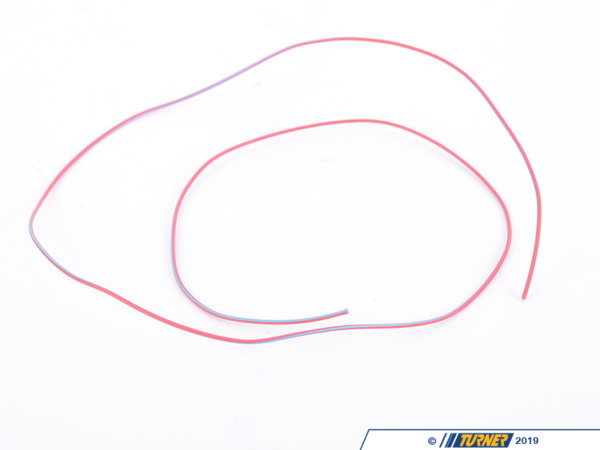 T#137988 - 61126902615 - Genuine BMW Cable Red-blue - 61126902615 - Genuine BMW -