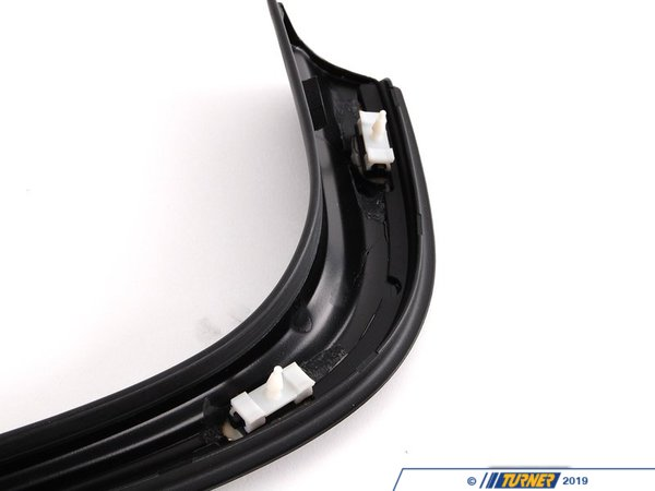 T#8775 - 51138208405 - Genuine BMW Covering Left Schwarz - 51138208405 - E38 - Genuine BMW -