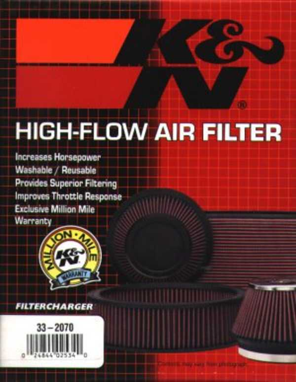 T#4006 - 33-2059 - E28 528e, E30 318i/325e/i, 850i, 750i, 525i 1989-90, E36 318i K&N High Flow Air Filter - K&N - BMW