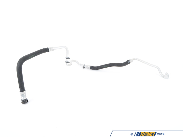 T#46980 - 17227589510 - Genuine BMW Oil Cooling Pipe Outlet - 17227589510 - Genuine BMW -