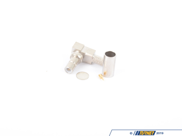 T#140485 - 61136931431 - Genuine BMW Hf Contact Pin, Angular - 61136931431 - Genuine BMW -