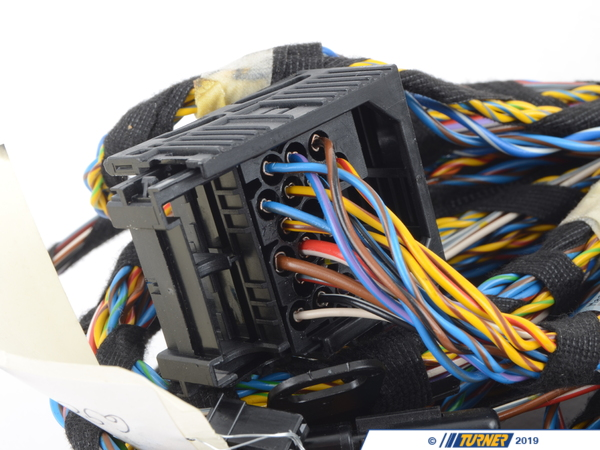 T#135833 - 61106903642 - Genuine BMW Audio Wiring Harness Harman Kardon - 61106903642 - Genuine BMW -