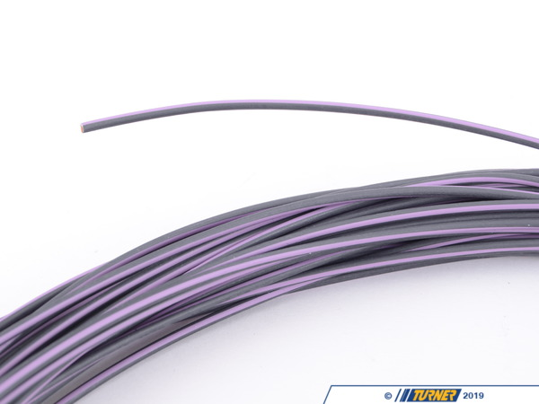 T#140135 - 61131391709 - Genuine BMW Cable Black-violet - 61131391709 - Genuine BMW -