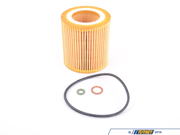 Genuine BMW Genuine BMW Oil Filter Kit - N20 N54 N55 11427953129