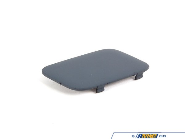 T#77078 - 51118044666 - Genuine BMW Flap, Towing Eye, Primed - 51118044666 - E92,E93 - Genuine BMW -
