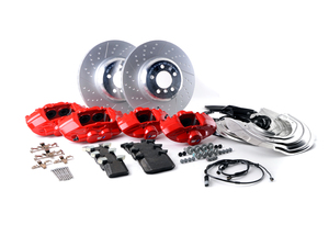 BMW M Performance Red Brake Kit - F2X F3X