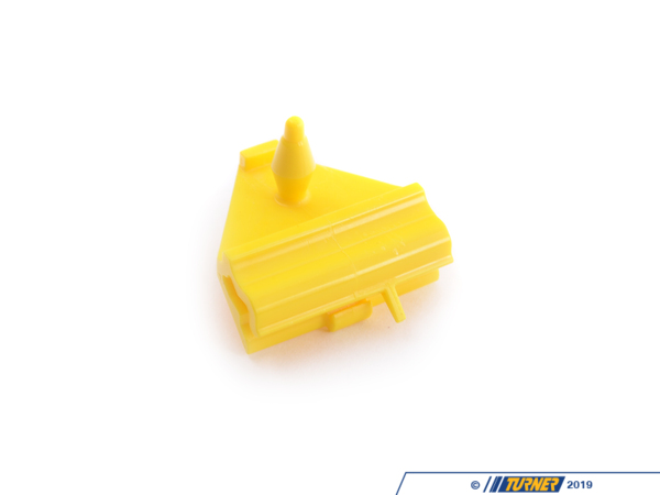 T#76316 - 51117160450 - Genuine BMW Clip Gelb - 51117160450 - Genuine BMW -