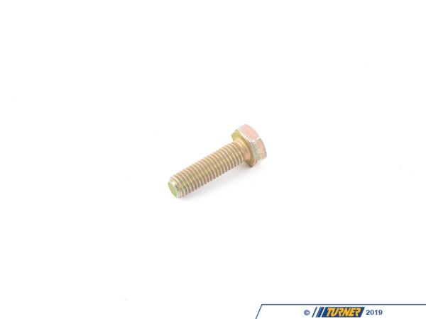 T#28145 - 07119913843 - Genuine BMW Hex Bolt - 07119913843 - Genuine BMW -