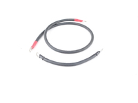 T#397221 - 2KIT10 - Upgraded Engine Power & Ground Wire Kit - 2002 E12 E24 E28 E30 - This 2 pc. kit includes a replacement