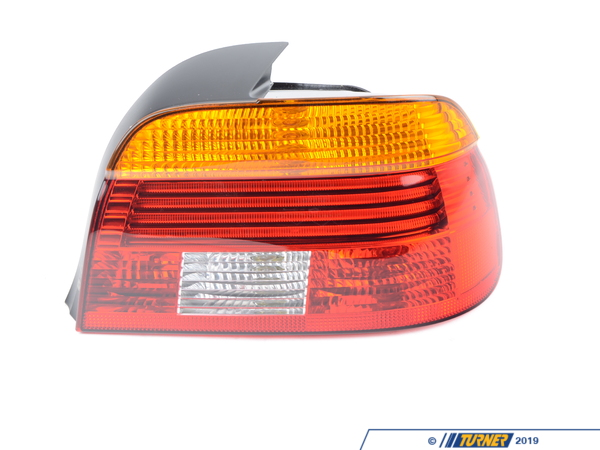 T#4739 - 63216900212 - Tail Light Amber - Right - E39 01-03 - 525i 528i 530i 540i M5 - Genuine BMW - BMW