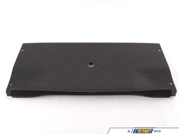 T#112828 - 51478159474 - Genuine BMW Trunk Partition Trim Panel Grau - 51478159474 - E39 - Genuine BMW -