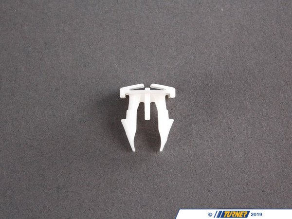 T#10119 - 51718108613 - Cowl Trim Clamp - E36 - 51718108613 - Genuine BMW -