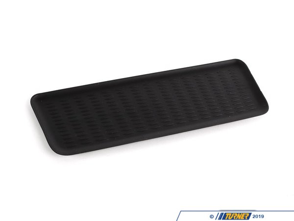 T#83837 - 51167154854 - Genuine BMW Rubber Insert, Oddments Tray - 51167154854 - E82 - Genuine BMW -