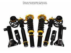 ISC Suspension N1 Street Comfort Coilover Kit - E65 E66