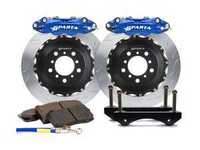 Sparta Evolution Triton R Rear Big Brake Kit - F8X M2 M3 M4