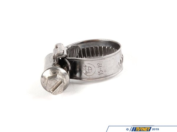 T#6534 - 07129952107 - Genuine BMW Hose Clamp 07129952107 - Genuine BMW Hose ClampThis item fits the following BMW Chassis:E30 M3,E36 M3,E34 M5,E39 M5,E60 M5,E63 M6,E46 M3,E30,E34,E36,E38,E39,E46,E53 X5 X5,E63,E70 X5,E90,F15,F25 X3,F30,F31 - Genuine BMW -
