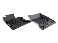 Front FloorLiner DigitalFit - black - F10 xDrive
