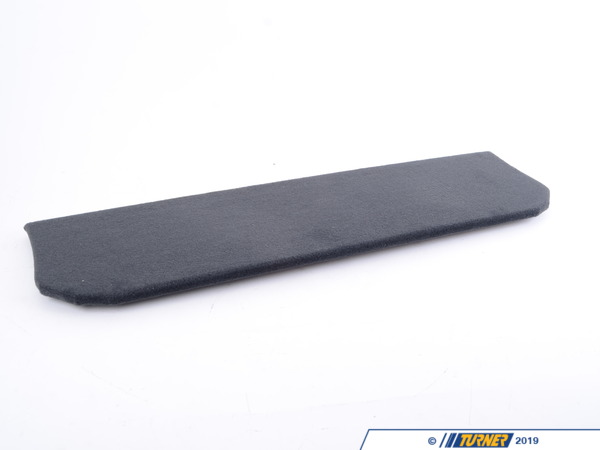 T#113491 - 51478400125 - Genuine BMW Front Insert Mat Schwarz - 51478400125 - Genuine BMW -