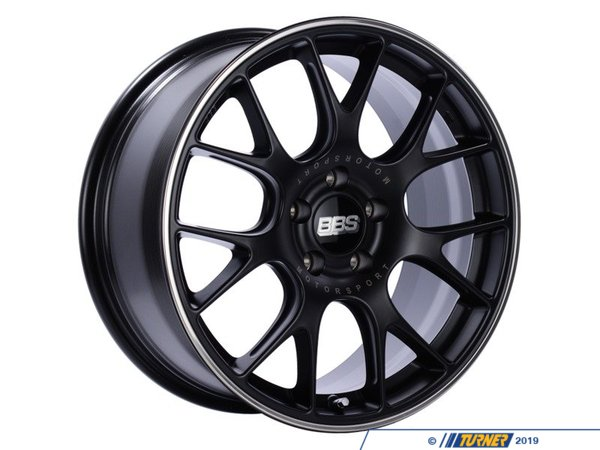 "BBS 19"" Style CH Wheels - Staggered Set Of Four chbpo19sKT"