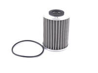 K&P Engineering High Performance Stainless Steel Micronic Oil Filter - S65 S85