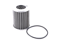 T#402537 - S37 - K&P Engineering High Performance Stainless Steel Micronic Oil Filter - M50 M52 M54 - K&P Engineering - BMW