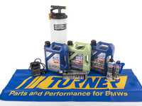 T#402825 - M60LMOCP1 - M60 M62 M73 Liqui Moly Oil Service Kit - Turner Motorsport - BMW