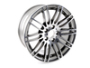 "T#5168 - 36116781043 - Genuine BMW Performance Wheel Style 269 - 18x8.5 - E82 128i 135i - BMW Performance LA wheel/double spoke 269 - These striking 18"" one-piece alloy performance wheels are machined for less weight and have a unique, totally individual design. Offered in ferric gray with a polished surface, each BMW Performance wheel also has a wordmark reading ""BMW Performance"" printed on each rim in black. The wheels are 18"" x 8.5"" with an offset of 52mm. Sold individually.For more information on BMW wheels and wheel info in general, check out our Wheel Fitment Guide by clicking here.This item fits the following BMWs:2008-2012  E82 BMW 128i 135i2014+  F22 BMW 228i 228iX M235i M235iX - Genuine BMW - BMW"