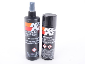 K&N Air Filter Cleaning Kit - Aerosol