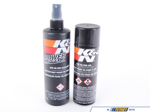 K&N K&N Air Filter Cleaning Kit - Aerosol 99-5000KT