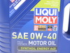T#369351 - 2050 - Liqui Moly Voll-Synthese Energy 0w-40 Engine Oil - 5 Liter - Liqui-Moly - BMW