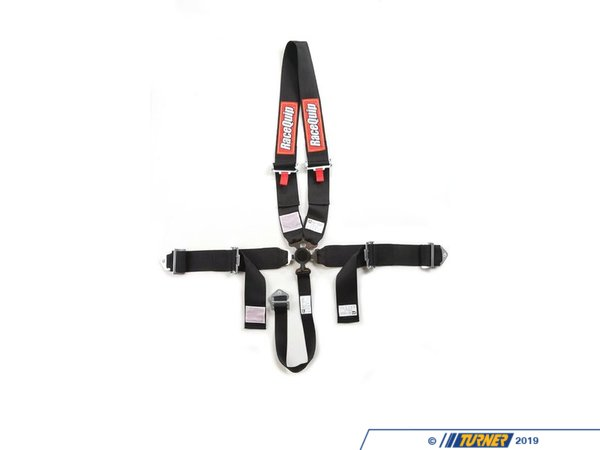 Racequip RaceQuip Dragster 4 Point U-Style Camlock Racing Harness - SFI 16.1 Approved RQDRUCAMLOCK