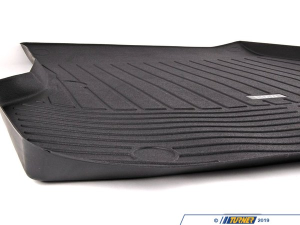 T#11362 - 82110399159 - Genuine BMW Cargo Tray E90 Black - 82110399159 - E90,E92 - Genuine BMW -