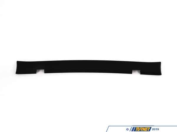 T#115627 - 51498194672 - Genuine BMW Upper Rear Window Frame Trim - 51498194672 - Schwarz - Genuine BMW -
