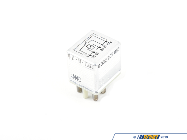 T#63900 - 34511154919 - Genuine BMW Relay, Valve Control, Abs Hy - 34511154919 - Genuine BMW -